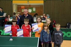 TT-Bezirks-Mini-Meisterschaften 2012