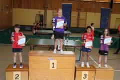 TT-Landesentscheid Mini-Meisterschaften 2012