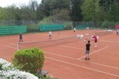 Tennis Saisoneröffnung 2012