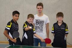 TT-Kreiseinzelmeisterschaften 2014
