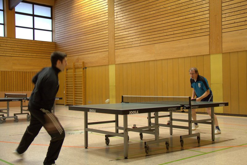 Vereinsmeisterschaften-Tischtennis
