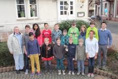 TT-Vereinsmeisterschafte 2013 - Siegerehrung