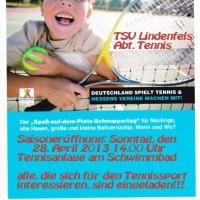 eutschland spielt Tennis 2013